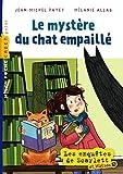 """Afficher """"Le Mystère du chat empaillé"""""""