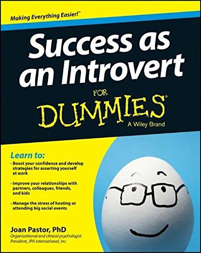Success as an Introvert For Dummies