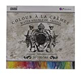 Prima Marketing Oil Pastel Assorted Color Crayons (Box of 24)