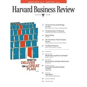 Harvard Business Review, June 2008 Periodical