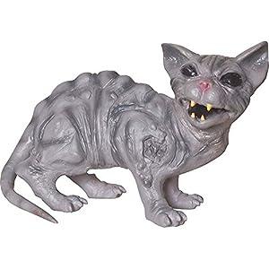 Amazoncom Morbid Enterprises Mens Feral Cat Prop Multi One Size Clothing