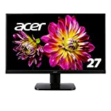 Acer ディスプレイ モニター KA270HAbmidx 27インチ/HDMI端子付/スピーカー付/フリッカーフリー/4ms