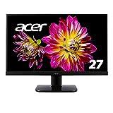 Acer ディスプレイ モニター KA270HAbmidx 27インチ/HDMI端子付/スピーカー付/フリッカーフリー/4ms ランキングお取り寄せ
