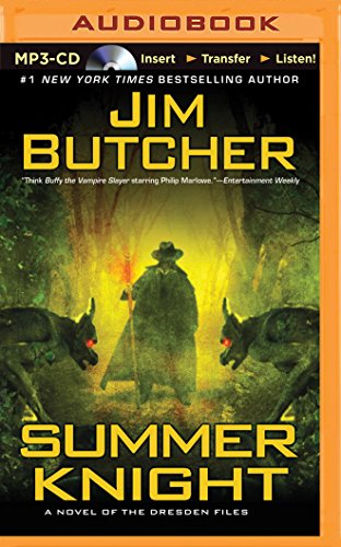 Summer Knight (The Dresden Files)