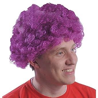 Team Spirit Wig/Purple