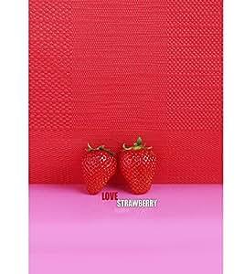 EPICCASE Love Strawberry Mobile Back Case Cover For Sony Xperia Z3 (Designer Case)