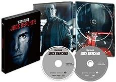 アウトロー ブルーレイ+DVDセット スチールブック仕様(初回生産・取扱店限定) [Blu-ray]
