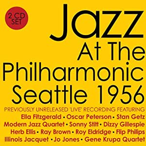 Jazz at the Philharmonic-Seattle 1956