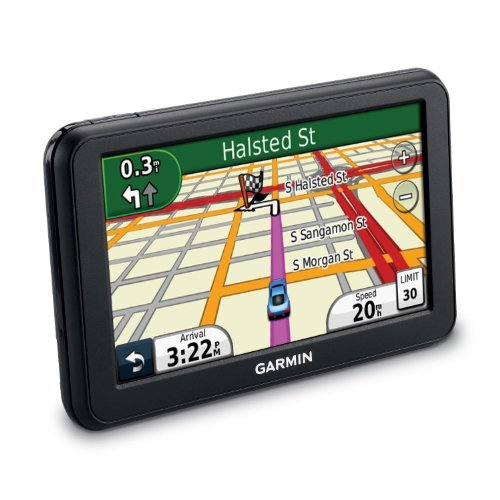 Garmin nüvi 40LM 4.3-Inch Portable GPS Navigator with Lifetime Maps US (Certified Refurbished) (Garmin Gps Locator compare prices)