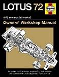 Lotus 72 Owner's Manual (Owners' Work...