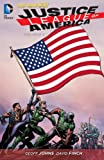 Justice League of America Vol. 1: World's Most Dangerous (The New 52) (Justice League of America (DC Comic Numbered))