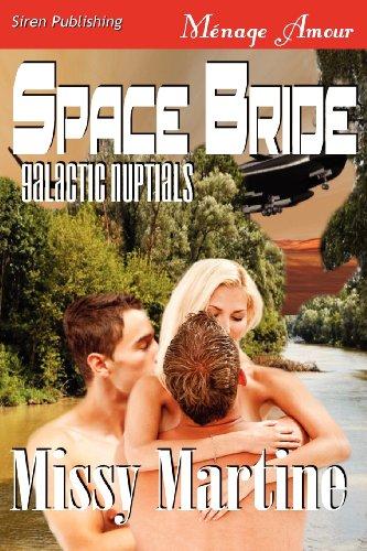 Space Bride (Galactic Nuptials #1)
