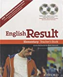 Mark Hancock English Result: Elementary: Teacher's Resource Pack with DVD and Photocopiable Materials Book: General English four-skills course for adults