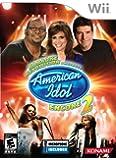 Karaoke Revolution: Presents American Idol Encore 2 with Microphone - Nintendo Wii