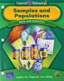 PRENTICE HALL CONNECTED MATHEMATICS SAMPLES AND POPULATIONS STUDENT     EDITION (SOFTCOVER) 2006C