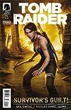 Gail Simone Tomb Raider #1 (Gail Simone, PS3, Crystal Dynamics, Dark Horse Comics) 1st Print
