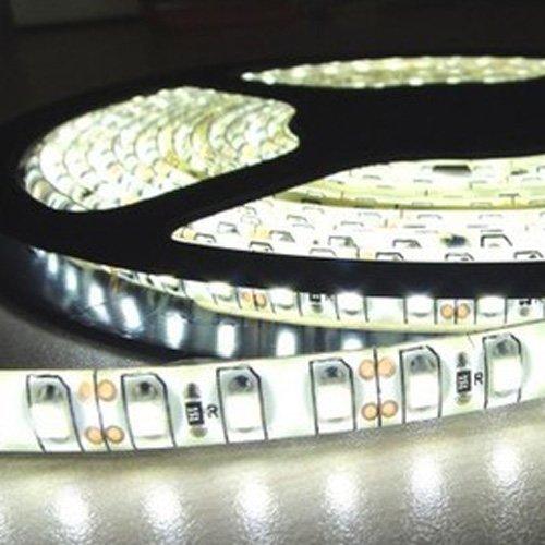 {Factory Direct Sale} 5M Waterproof Flexible 16.4 Ft White 600 Led 3528 Smd Dc 12V Strip Lights Bulb (El160_White)