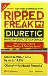 Pharmafreak Ripped Freak Nutritional-Supplement Diuretic 48 Count