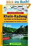 Bruckmanns Radf�hrer Rhein-Radweg von...