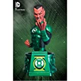 Green Lantern Sinestro Blackest Night Heroes of the DC Universe Exclusive Bust