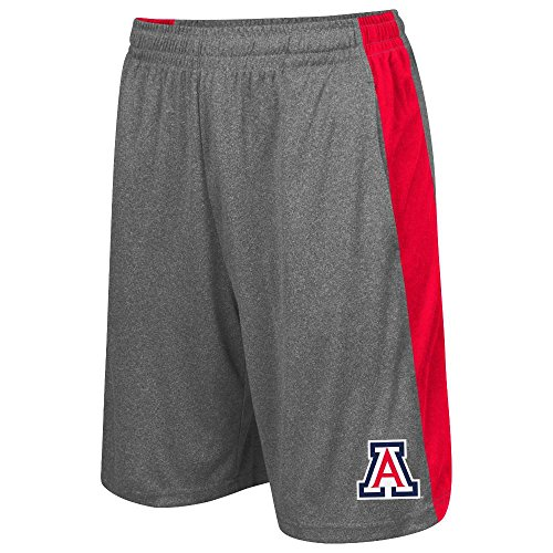 Mens NCAA Arizona Wildcats Basketball Shorts  - L