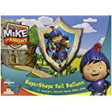 Amscan International S-Shape Mike The Knight Shield