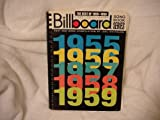 The Billboard Songbook Series: Best of 1955-1959 (0881888214) by Whitburn, Joel