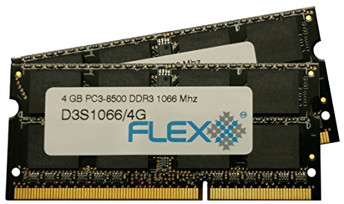 flexx-ram-memory-upgrades-8gb-kit-4gbx2-ddr3-pc3-8500-1067mhz-for-your-apple-imac-macbook-pro