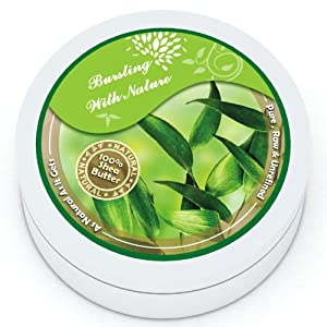 100% African Shea Butter Raw Unrefined - Use on Babies & Diabetic Sufferers Sensitive Skin - FREE Fact Sheet & Recipes - Use as Diaper/Nappy Rash Cream - Provides Skin With Vital Nourishment & Protection - Hypoallergenic - Chemical, Perfume & Cruelty Free - Use on Cracked Skin, Feet & Hands - Use on Aging/Ageing Skin, Scarring & Stretch Marks - Create Your Own DIY Lotion, Soap or Body Butter - Minimum Packaging as we are Green - 8 oz - Bursting With Nature Offers a Full Money Back Guarantee