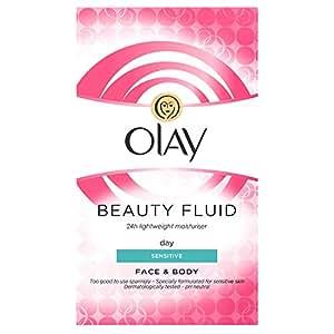 Olay Beauty Fluid Moisturiser Sensitive - 100 ml (oil of olay)