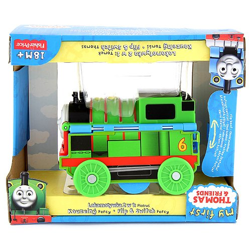 Fisher-Price My First Thomas The Train, Flip and Switch Thomas and Percy (Fisher Price My First Family compare prices)