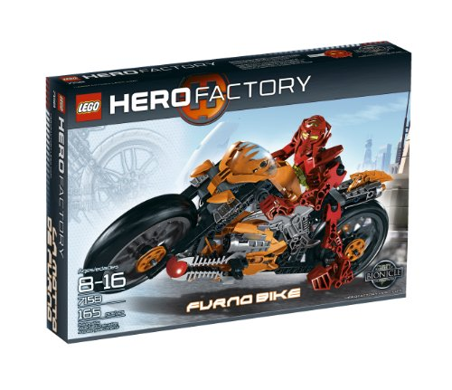 LEGO ® héroe Factory Furno Bike 7158
