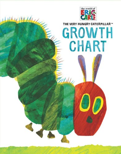 The World of Eric Carle(TM) The Very Hungry Caterpillar(TM) Growth Chart PDF