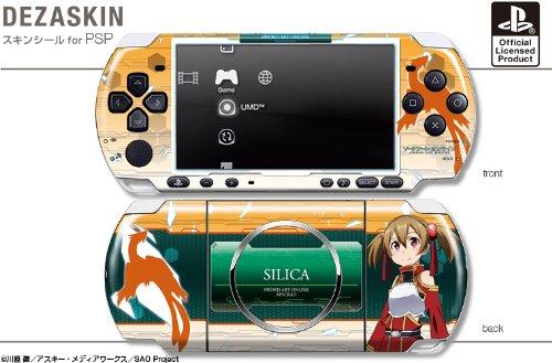 デザスキン ソードアート・オンライン スキンシール for PSP-3000 デザイン04 (シリカ)