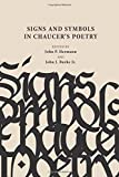 img - for Signs and Symbols in Chaucer's Poetry book / textbook / text book