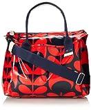 Orla Kiely Laminated Shoulder Bag