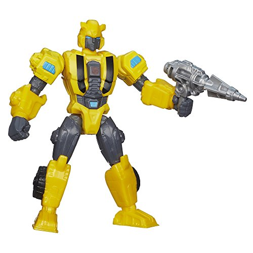 Transformers Hero Mashers Bumblebee Figure - 1