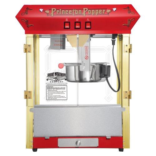 great northern popcorn red princeton 8 oz ounce bar style. Black Bedroom Furniture Sets. Home Design Ideas