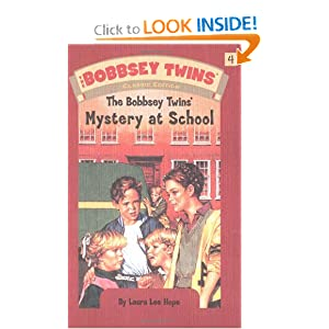Bobbsey Twins 04: Mystery at School: Mystery at School LauraLee Hope