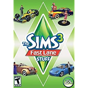 The Sims 3: Fast Lane Stuff - Expansion