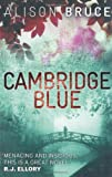 Alison Bruce Cambridge Blue