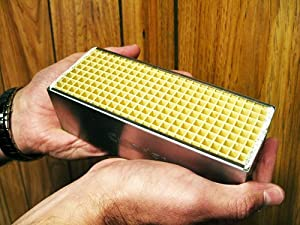 "Ceramic Honeycomb Catalytic Combustor (CC-251) for VERMONT CASTINGS wood stoves (Models Intrepid and Small Winter Warm Insert). Measures 2.5"" wide by 6.6"" long by 2"" thick. PRIOR TO ORDERING CONSIDER THE STEELCAT (CS-251) UPGRADE - A worthwhile extra expenditure for better performance. Made in the USA by Condar, ""The Combustor Experts""."