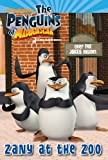Zany at the Zoo (The Penguins of Madagascar)