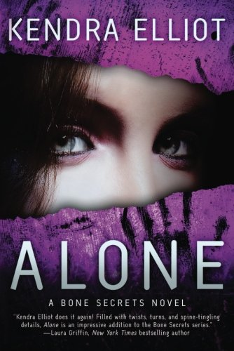 Image of Alone (A Bone Secrets Novel)