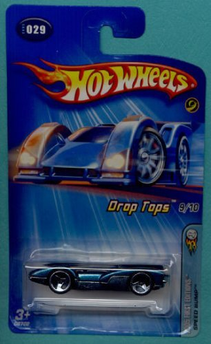 Hot Wheels Drop Top 2005 First Edition Speed Bump - 1