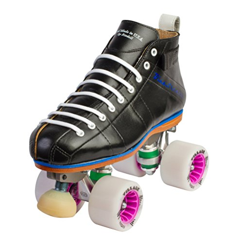 Riedell Blue Streak Sport Derby Roller Skates 2016 - 8.0 (Riedell Rival compare prices)