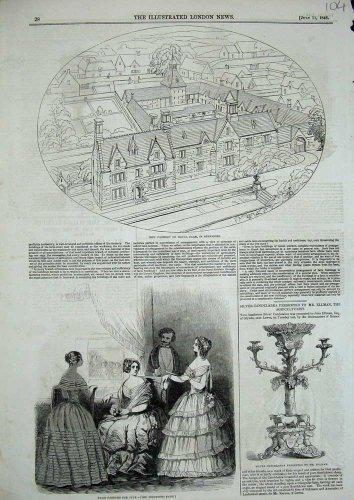 Damenmode Silberner Vorbildlicher Bauernhof 1846 Ellman Berkshire