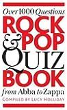 The Rock & Pop Quiz Book (Hardback)