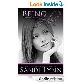 Being Julia (A Forever Trilogy Novella, #4)