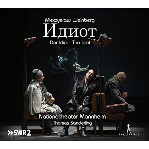 Weinberg: Der Idiot Soloists & Orchestra of Mannheim National Theatre Audio CD